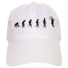 Evolution of Womens Tennis Baseball Cap