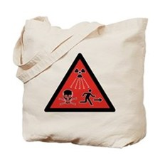 Radiation Hazard Tote Bag