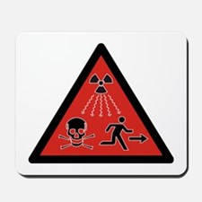 Radiation Hazard Mousepad