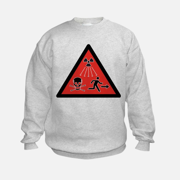Radiation Hazard Sweatshirt