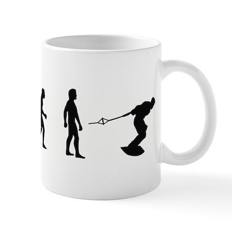 Evolution of Wakeboarding Mug