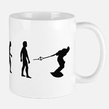 Evolution of Wakeboarding Mug