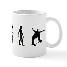 Evolution of Skateboarding Mug