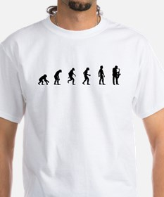 Evolution of Saxaphone Shirt