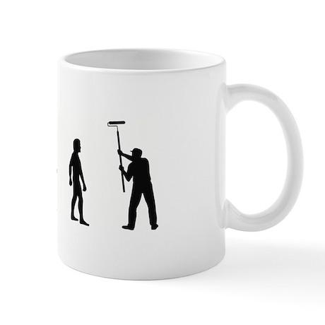 Evolution of Painter Mug