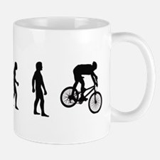 Evolution of Mountain Biking Mug