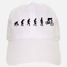 Evolution of Mountain Biking Baseball Baseball Cap