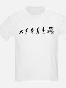 Evolution of Mountain Biking T-Shirt