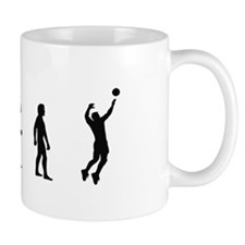 Evolution of Mens Volleyball Mug