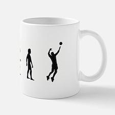Evolution of Mens Volleyball Mug