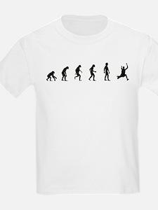 Evolution of Long Jump T-Shirt