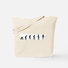 Evolution of Jump Rope Tote Bag