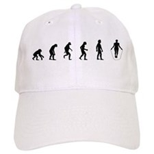 Evolution of Jump Rope Baseball Baseball Cap