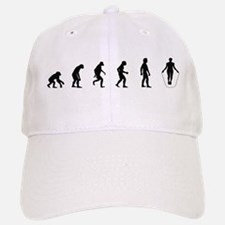 Evolution of Jump Rope Baseball Baseball Cap
