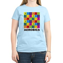 Pop Art Aerobics T-Shirt