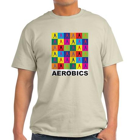 Pop Art Aerobics Light T-Shirt