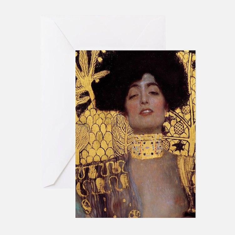 RM Klimt 30 Greeting Cards