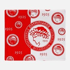 Olympiacos 1925 Throw Blanket