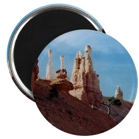 BRYCE CANYON SPIRES Magnet