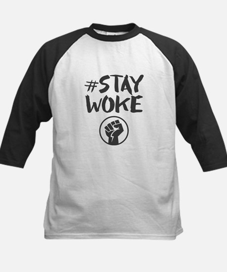 Stay Woke - Black Lives Matter Baseball Jersey