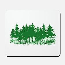 Trees Mousepad