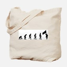 Evolution of Color Guard Tote Bag