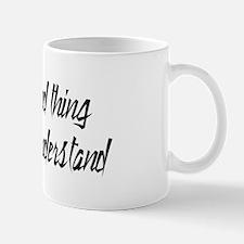 A Shetland thing Mug