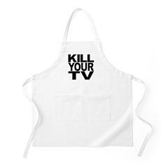 Kill Your TV BBQ Apron