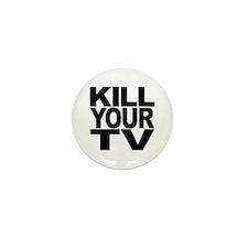 Kill Your TV Mini Button (100 pack)