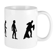 Evolution of Ballroom Dancing Mug
