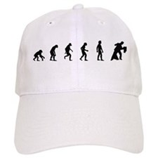 Evolution of Ballroom Dancing Baseball Baseball Cap