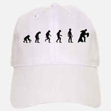 Evolution of Ballroom Dancing Baseball Baseball Cap