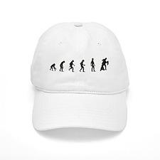 Evolution of Ballroom Dancing Baseball Cap