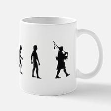 Evolution of Bagpipes Mug