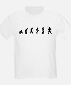 Evolution of Bagpipes T-Shirt