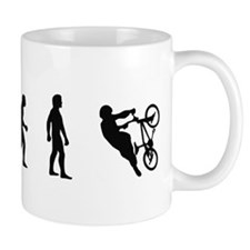 Evolution of BMX Mug