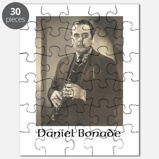 Daniel Bonade Clarinetist Puzzle