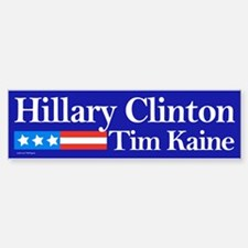 Clinton Kaine 2016 Bumper Bumper Bumper Sticker