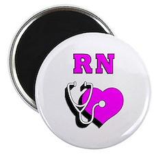 RN Nurses Care Magnet