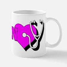 RN Nurses Care Mug