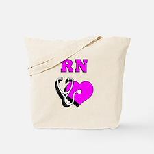 RN Nurses Care Tote Bag