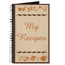 "Recipe Book - German (""My Recipes"")"