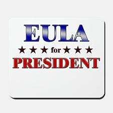 EULA for president Mousepad