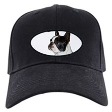 Boston Terrier - Pleading Eye Baseball Cap