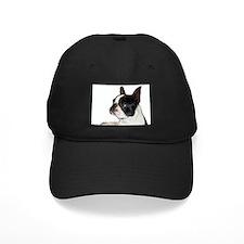 Boston Terrier - Pleading Eye Baseball Hat