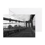 Brooklyn Bridge Greeting Cards(6)