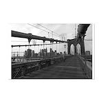 Brooklyn Bridge Mini Poster