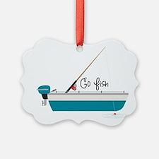 Go Fish Ornament