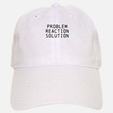 Problem Reaction Solution Baseball Baseball Cap