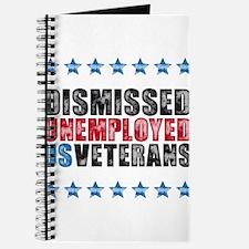 Dismissed unemployed US vet Journal